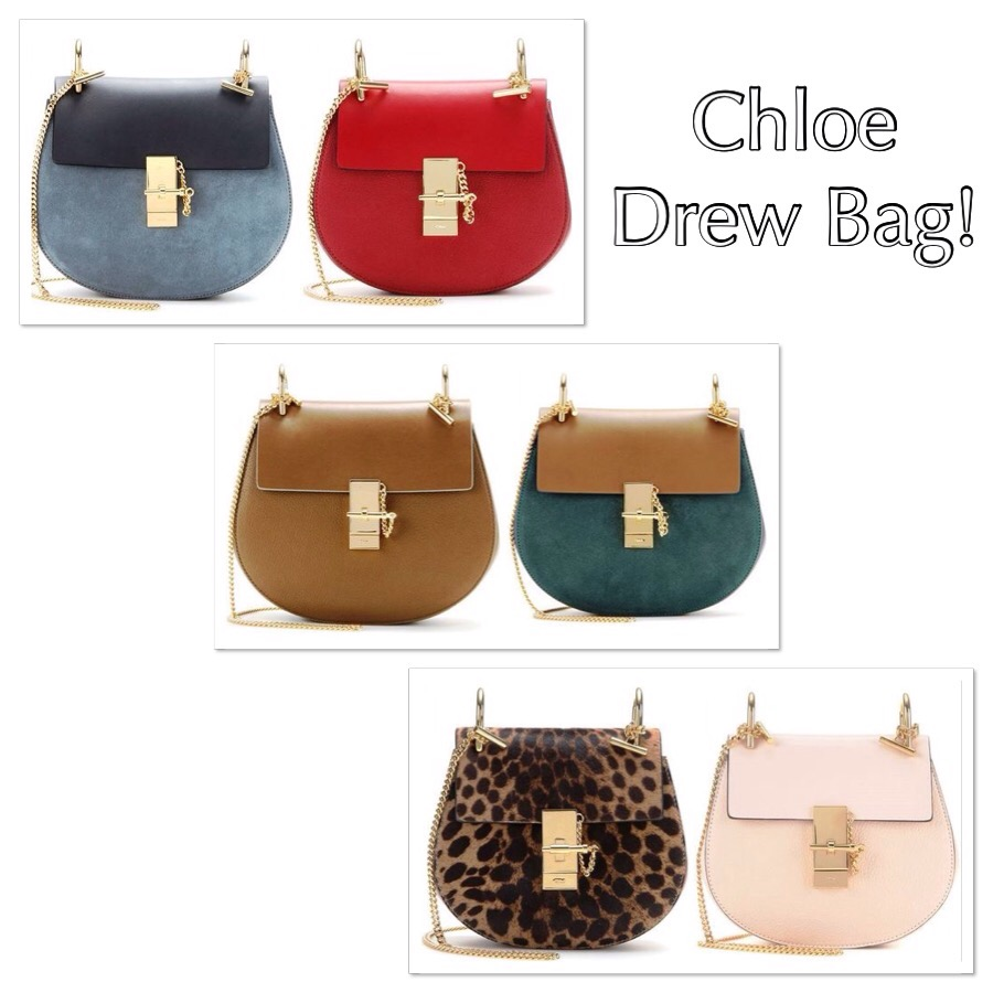 Wish List: The Chloe Drew Bag! | Star In Moi