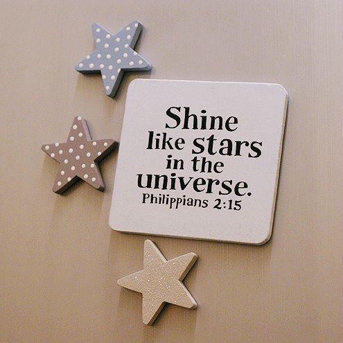 Shine Bright Star In Moi