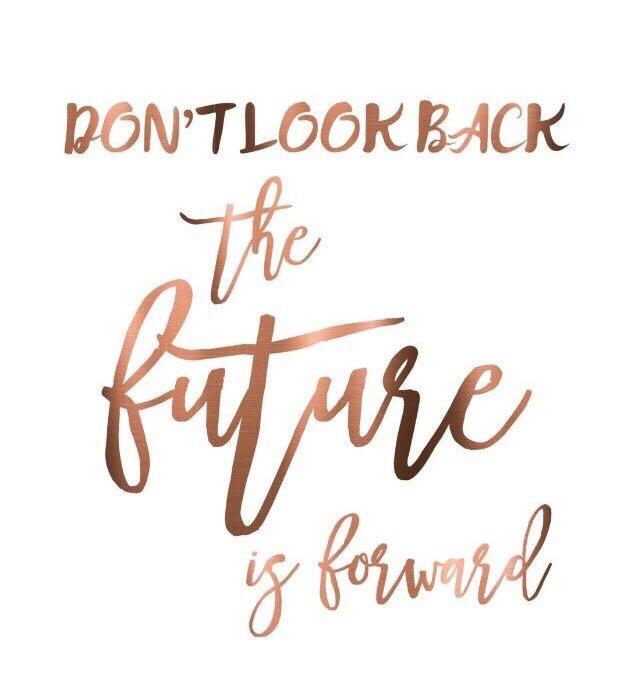 Never Backward, Always Forward!   Star In Moi